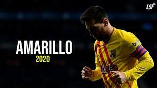 Lionel Messi 2020 • AMARILLO • Skills & Goals 2019/20