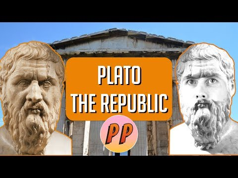 Plato  - The Republic | Political Philosophy