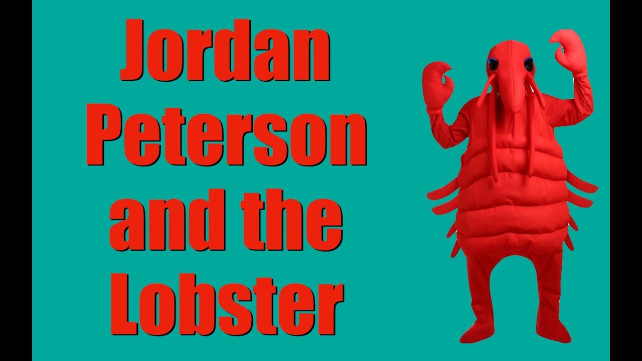 Jordan Peterson & the Lobster - YouTube