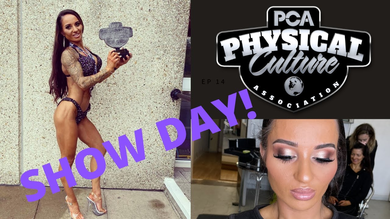 SHOW DAY | PCA | PREP | STRAIGHT BACK INTO PEAK WEEK