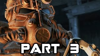 Fallout 4 Walkthrough Gameplay Part 3 - Deathclaw (PS4)