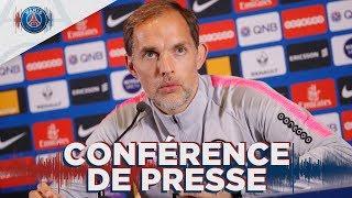 🎙 Conférence de presse de Thomas Tuchel avant Paris Saint-Germain 🆚Montpellier HSC  #PSGLive