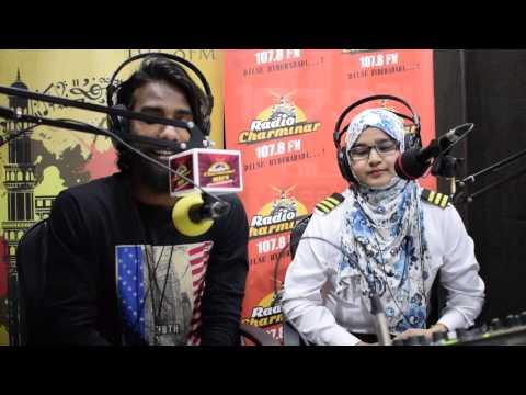 Women's Day Special || syeda salwa fatima pilot || Hyderabad ||Radio | Charminar | 107.8 FM