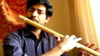 Aaoge jab tum O Sajana - jab we met - on flute