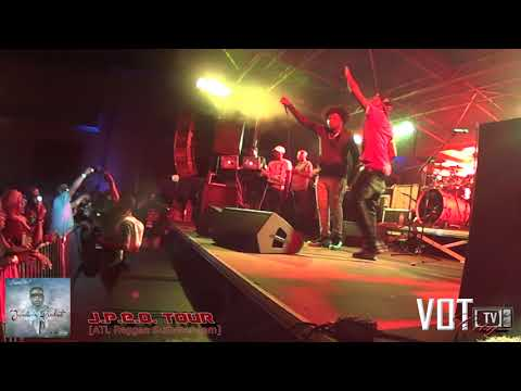 Blade Supnelse Live at ATL Reggae Summer Jam SEPT 2017 [VOTCityTV]