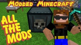 Modded Minecraft: ALL THE MODS! - Ep.15 - Draconic Grinder