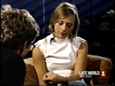 Late World with Zach 15   Tommy Lee, Rashida Jones & Five for Fighting
