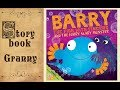 Barry the Fish with Fingers BY Sue Hendra : Read aloud : Kids Books