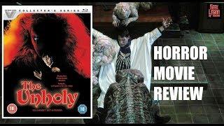 THE UNHOLY ( 1988 Ben Cross ) Horror Movie Review Vestron Collector's Series