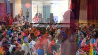Telok Kurau Primary school Chinese New Year Celebration 2015
