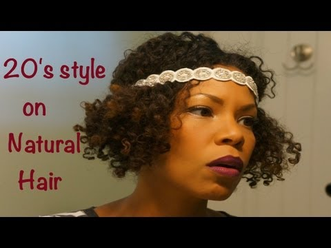 natural-style-on-short-hair..the-20's-flapper-girl