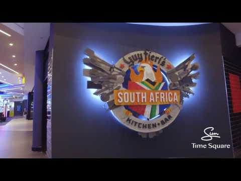 Time Square Has Officially Opened   Sun International