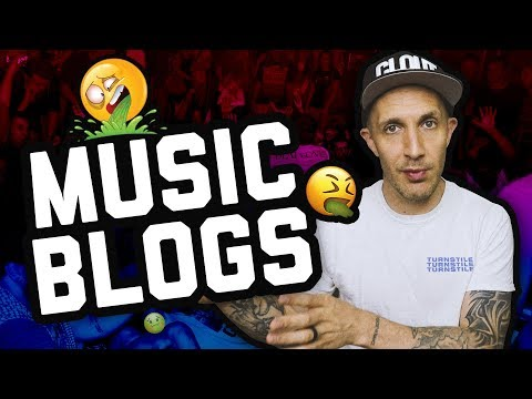 MUSIC BLOGS DON'T MATTER - How to promote your music online
