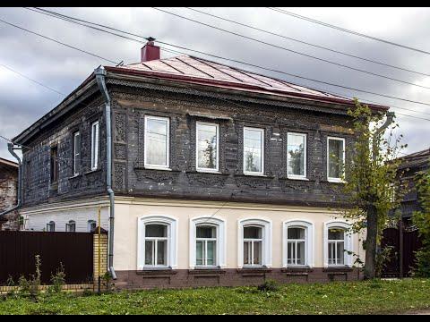 Вятская губ.. В уездном городе N. ул Дзержинского 1