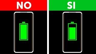 No cargues tu teléfono al 100 %, aquí está el motivo