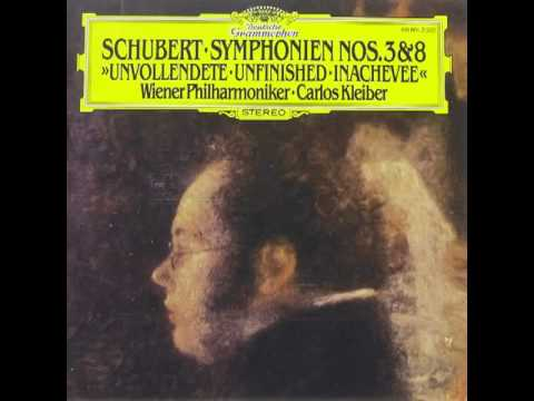 Franz schubert symphonie 8 - 5 8