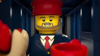 Пассажирский поезд LEGO City - 60197