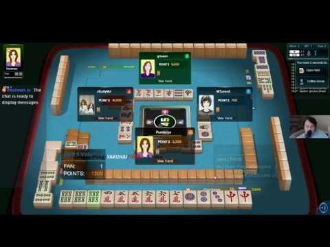 Riichi Mahjong School