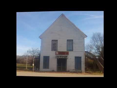 Ghost town of Hillsboro Ga.