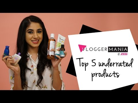 Top 5 Underrated Products | Aashna Shroff