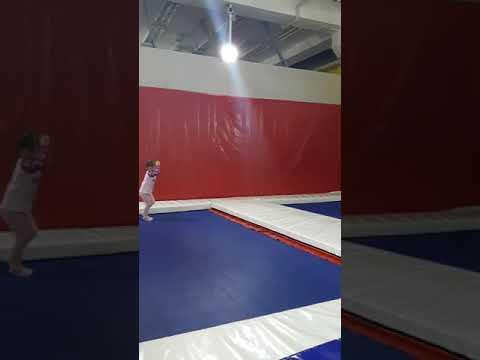 Любительница прыгать