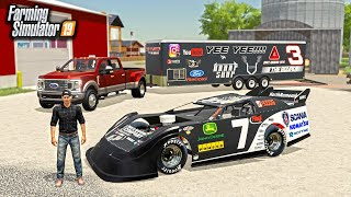 CRAIGSLIST DEAL! BOUGHT LATE MODEL RACE-CAR FROM OLD LADY! ($26,000) | FARMING SIMULATOR 2019