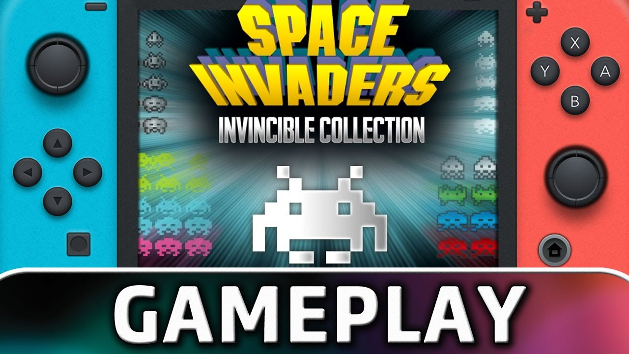 Space Invaders: Invincible Collection | First 15 Minutes on Nintendo Switch