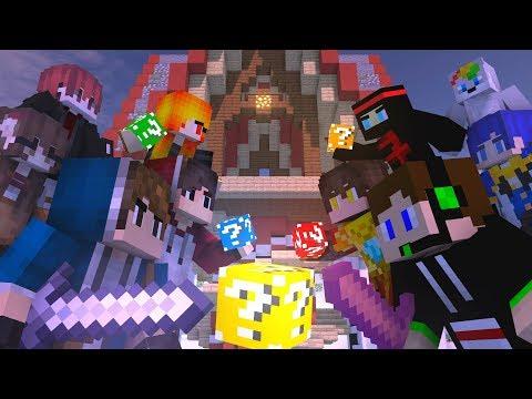 Skywars: Lucky Blocks | Minecraft Animation [Hypixel]