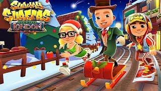 Subway Surfers London Android Gameplay #3