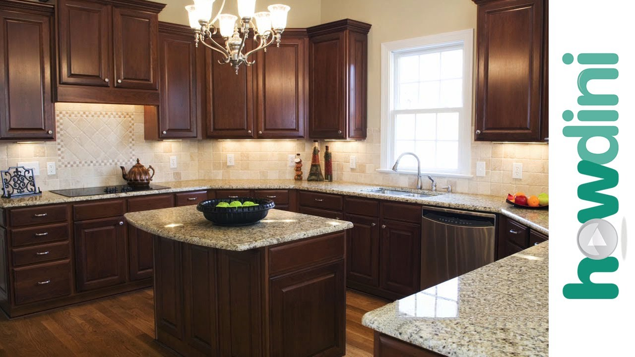 Kitchen design ideas how to choose a kitchen style youtube for Kitchen designs american style