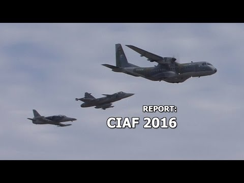 Report: Czech International Air Fest 2016