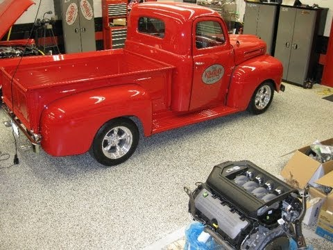 1948 Ford F1 Engine Ford Wiring Diagram Images
