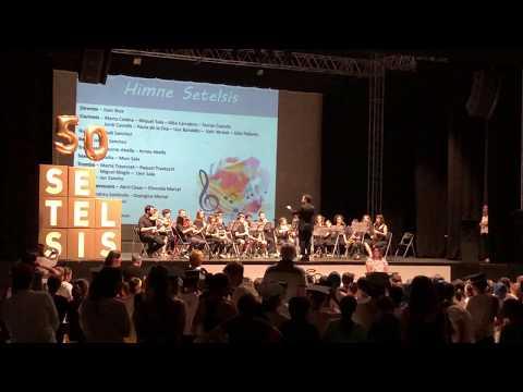 Himne Del Cinquantè Aniversari De L'escola Setelsis De Solsona