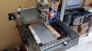 Автоматический поиск положения заготовки в Mach3