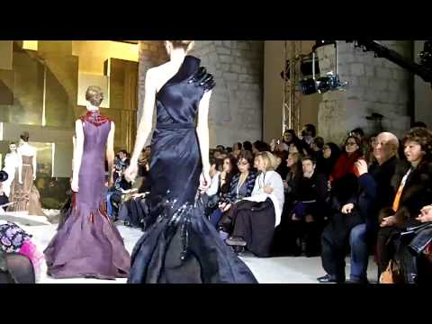 Stephane Rolland Spring/Summer 2010 Haute Couture Collection