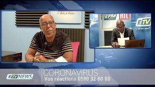 ÉDITION SPÉCIALE CORONAVIRUS - 23 MARS 2020 - Raphaêl SPERONEL