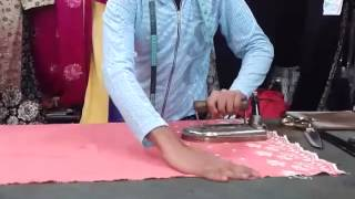 Repeat youtube video air line kameez cuting par 1