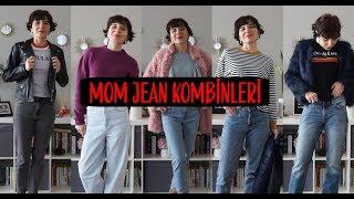 LOOKBOOK - MOM JEAN KOMBİNLERİ / MOM JEAN LOOKBOOK