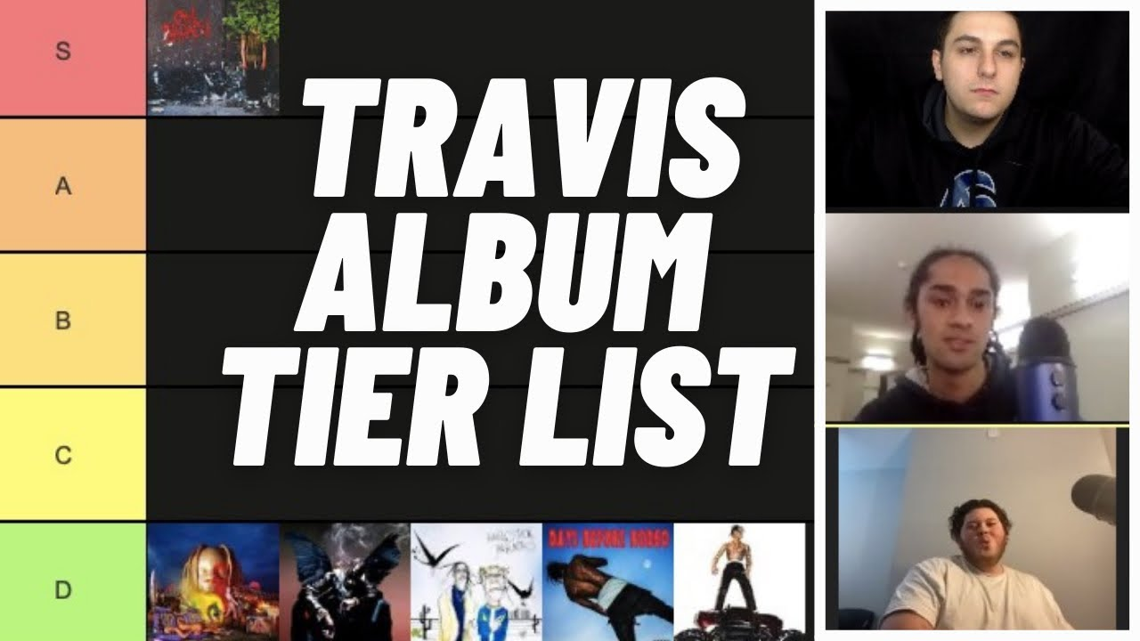 RANKING TRAVIS SCOTT ALBUMS (Rodeo his worst project?) - Without Warning Podcast