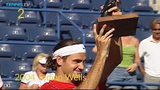 Roger Federer: TWENTY FIVE ATP Masters 1000 titles!