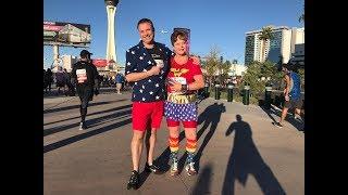 TGO almost died running the Rocknroll marathon Las Vegas 2018 rock n roll