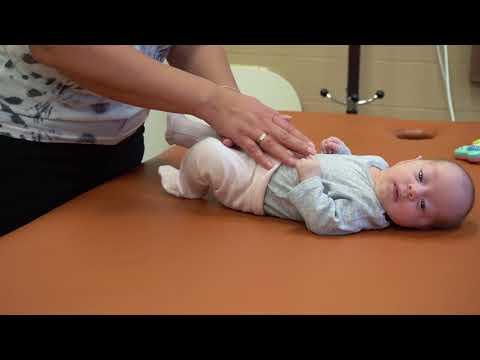 VIDEO: Přenášení miminka a manipulace s ním