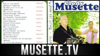 Musette – Clody Musette – Tristesse Paris