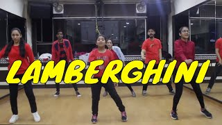 Lamberghini Easy Dance Steps | The Doorbeen | Choreography Step2Step Dance Studio | Dance Video 2019