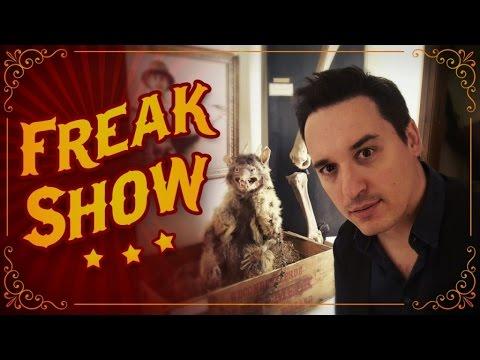 Axolot #11 : Freakshow