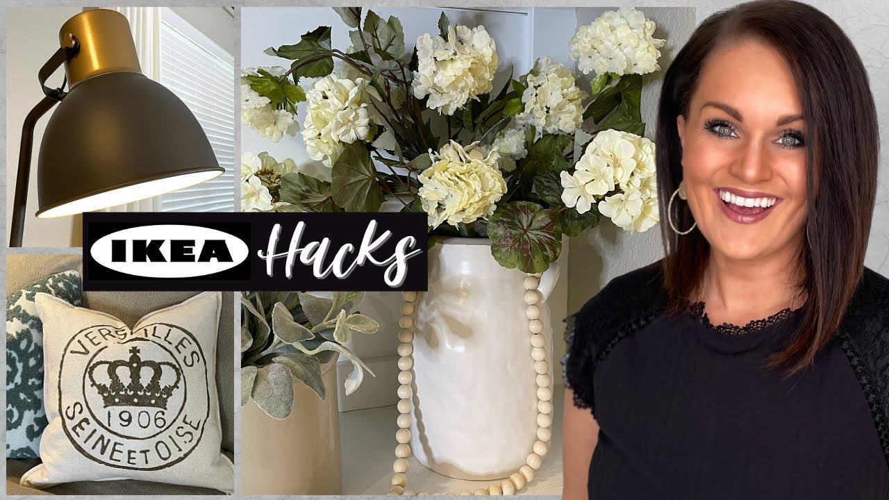 ⭐️DIY IKEA HACKS That Are Shockingly Easy, Yet Look High End!