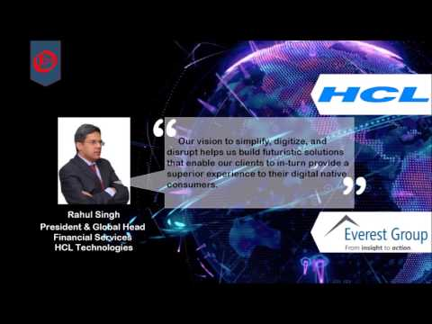 Everest Group Names HCL Technologies as a Leader in Global Banking .....