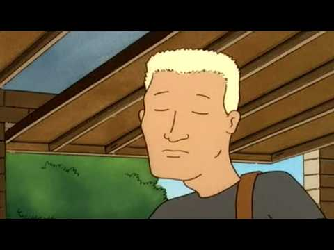OMG Boomhauer can sing