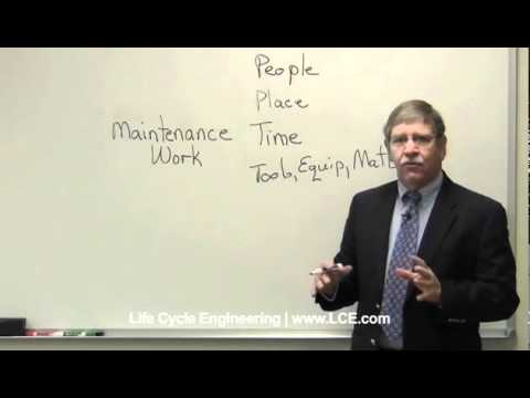 Maintenance Work Planning: 5 Elements To Consider