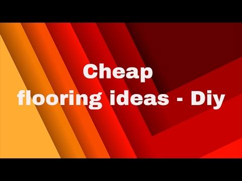 Super cheap flooring ideas music search engine for Super cheap flooring ideas